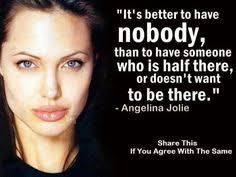 Angelina Jolie on Pinterest | Quote, Soul Quotes and Equality