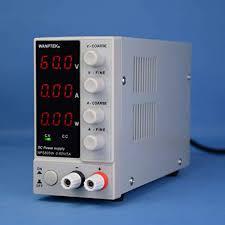 DC Power Supply, <b>KKmoon</b> NPS605W 0-60V 0-5A Switching DC ...