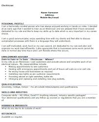 latest electrician resume   sales   electrician   lewesmrsample resume  job resume electrician cv exle sle