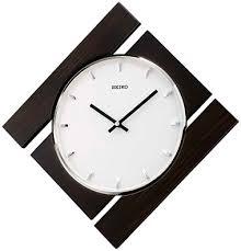 <b>Seiko QXA444B</b> - <b>Настенные часы</b> в деревянном корпусе. Часы ...