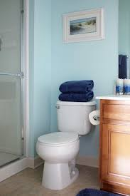 martha stewart living paint colors: we  guestbathroomafter we