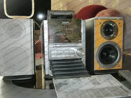 Музыкальный центр <b>Panasonic SC</b>-<b>UA30GS</b>-<b>K</b>