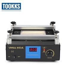 YIHUA <b>853A</b> Digital Display Preheating Station Anti Static Constant ...