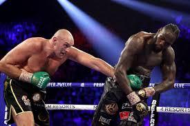 Tyson Fury shocks the world, stops Deontay Wilder in <b>round 7</b>