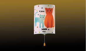 <b>2279</b>/<b>1W Odeon</b> Light серии CATS - детское <b>бра</b>: купить в Москве ...