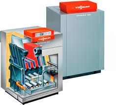 Газовые <b>котлы Vitogas 100</b>-<b>F</b> от официального дилера <b>Viessmann</b>