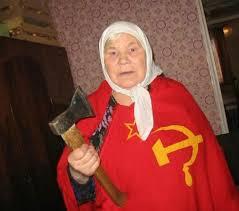 На входе в Одесский горсовет нарисовали серп и молот - Цензор.НЕТ 6202