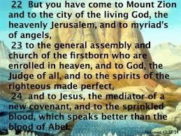 Image result for city of god heaven