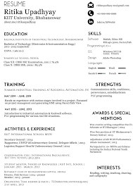building a better resume doc tk building a better resume 26 04 2017