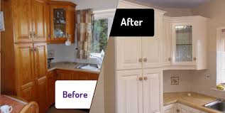 Small Picture Kitchen Spray Paint Kitchen On Kitchen With How To Cabinets Easily