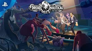 Dread <b>Nautical</b> - Announcement Trailer | PS4 - YouTube
