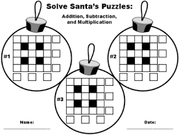 6 Best Images of Free Printable Christmas Math Worksheets ...Free Christmas Math Worksheets