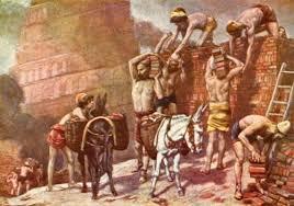 Blog de leiabiblia : TODOS OS LIVROS DA BÍBLIA e ..., Gênesis: A confusão de línguas