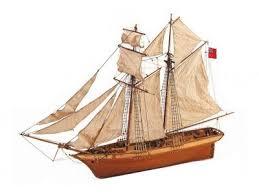 <b>Сборная деревянная модель</b> корабля <b>Artesania</b> Latina SCOTTISH ...