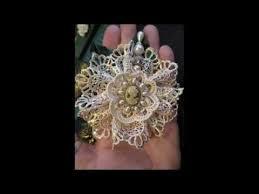 3 x Stunning Shabby <b>Chic Flower</b> Tutorials - jennings644 - YouTube