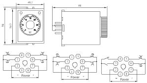 omron relay wiring diagram wirdig h3y 4 timer wiring diagram get image about wiring diagram