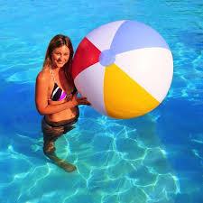 <b>Мяч надувной Bestway</b> 122 см. 31024 – купить, лучшая цена в ...