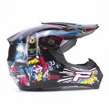Motorcycle Helmets ABS Bike Helmet Protective Cycling Motocross ...