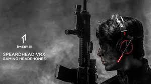 Купить <b>Игровые наушники 1MORE Spearhead</b> VRX Gaming ...