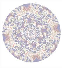 Axjzh <b>Round Beach</b> Towel <b>Printed</b> Pattern - Buy Online in Costa ...