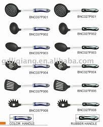 kitchen utensil: kitchen utensils name list with pictures