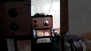 <b>Кофеварка Polaris PCM 1524E</b> Wood, отзыв, рожок - YouTube