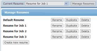 resume builder • free resume buildermanage resumes