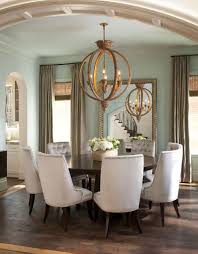 Chandelier Dining Room Dining Room Captivating Small Modern Rectangle Glass Lightning
