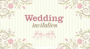 vintage wedding backgrounds creatives beautiful floral wedding invitation background