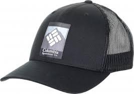 <b>Бейсболка Columbia Mesh</b> Snap Back чeрный/тeмно-серый цвет ...