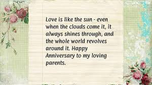 25 Anniversary Quotes For Parents. QuotesGram