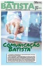 Resultado de imagem para Dia da Comunicação Batista