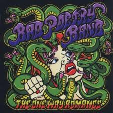 <b>Bad Poetry Band</b> - The One Way Romance (2012, CD) | Discogs