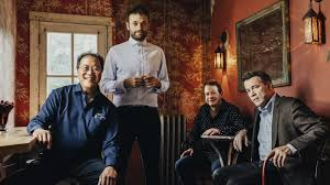 <b>Yo</b>-<b>Yo Ma</b> On 'Songs Of Comfort,' 'Not Our First Goat Rodeo' And ...