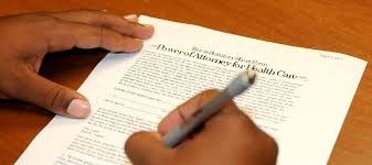 Power of attorney - Wikipedia