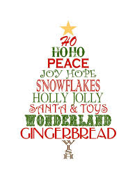 christmas printables christmas art christmas trees and texts you might want to subscribe to the rss feed for updates on this topic just devine style s author tara created this festive text art christmas