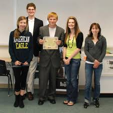 ev essays honored in vfw contest the review