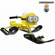 Купить <b>Снегокат Snow Moto Minion</b> Despicable ME yellow ...