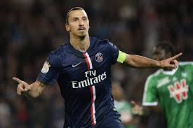 zlatan ibrahimovic declined offer to sign david beckham s image