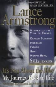 """Quote by Lance Armstrong: """"<b>Pain</b> is <b>temporary</b>. It may last a minute ..."""