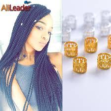 2019 Wholesale Dreadlock Beads Adjustable Cuff Ring <b>8MM Hole</b> ...