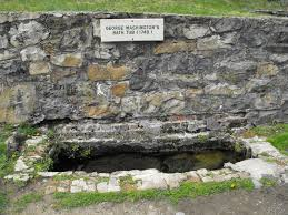 niches latini bathroom ajpg d a: george washington took a bath here berkeley springs state park west va