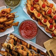 <b>Pizza Sticks</b> 3-Ways Recipe by Tasty