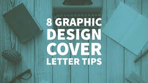 graphic design cover letter tips for a winning resume