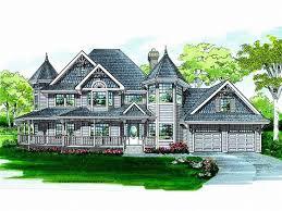Plan H    Find Unique House Plans  Home Plans and Floor    Victorian Home Plan  H