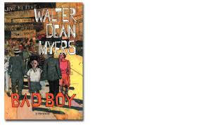 walter dean myers    futuristic young adult novel  bad boy