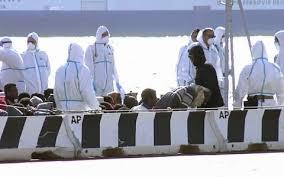 Image result for migrants boat, aljazeera