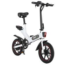 <b>DOHIKER</b> Y1 <b>Folding Electric Bicycle</b> 350W 36V Waterproof Electric ...
