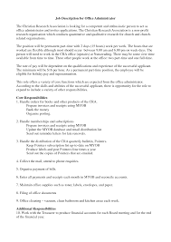job descriptions resume ideas sample office administrator job cover letter job descriptions resume ideas sample office administrator job descriptionlinux administrator job description