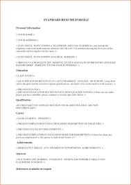 Aaaaeroincus Personable Download Resume Format Amp Write The Best     Job Resume Template Word Free Resume Format Download My Microsoft       resume templates